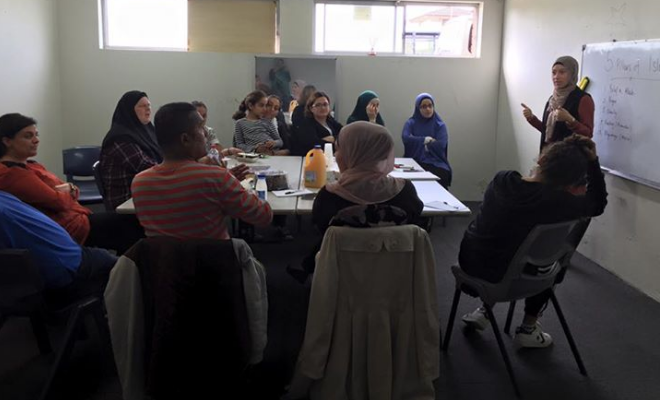 Islamic Classes in Auslan
