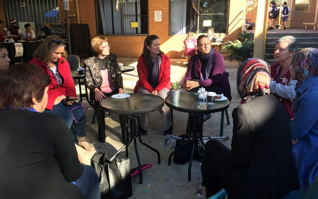 School Visit with Muslim Deaf Association Sydney (MDAS)