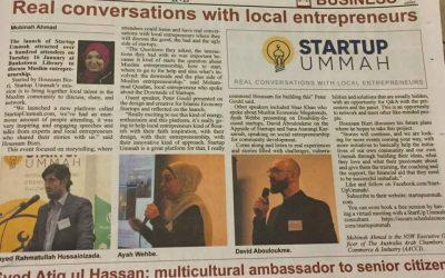 Start-Up Ummah!