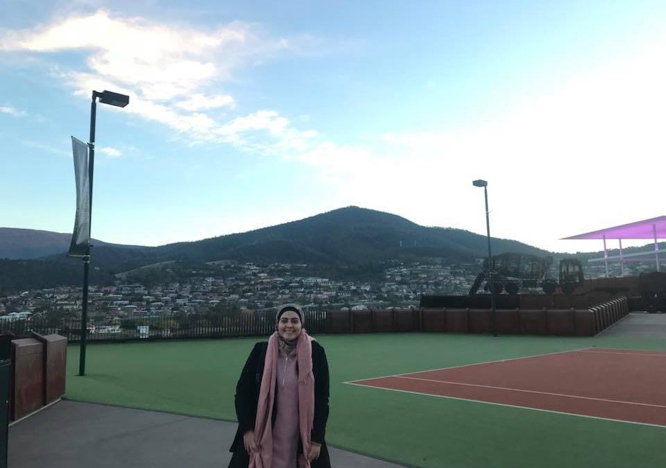Travelling alone as a Muslim woman in Australia