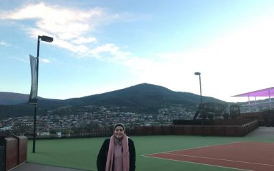 Travelling alone as a Muslim woman in Australia