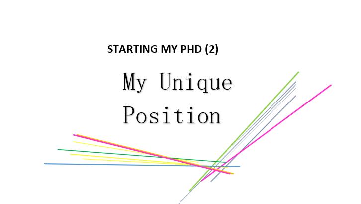 Starting my PhD: Part 2