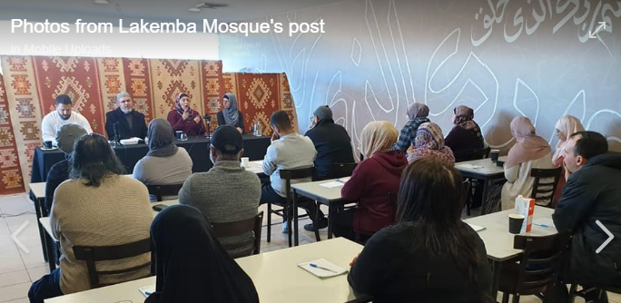 Making Religion & Mosques Accessible