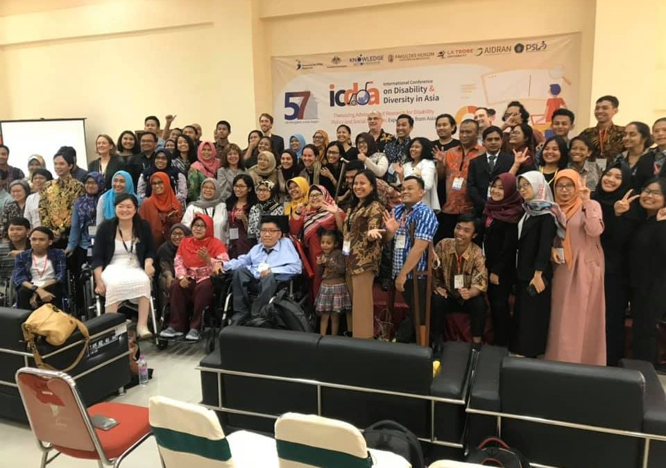 ICDDA Conference in Malang, Indonesia 2019