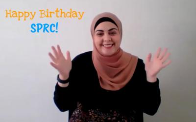 Happy 40th Birthday SPRC!